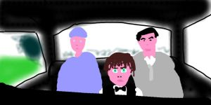 crudely drawn movie stills, part iii by urgeburger