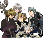 MY BOYS by HezuNeutral
