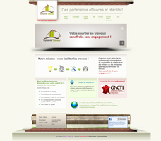 Webdesign Dynamic Travaux by Mstarback