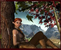Ranger at Rest by macarthurfamily