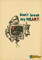 Don't Break My Heart by donkolondoy