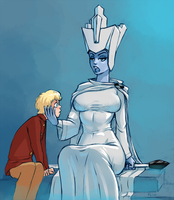 Snow Queen by Flick-the-Thief