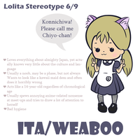 Lolita Stereotype 6 of 9 by wolfypuppy
