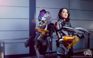 Mass Effect by Lily-pily
