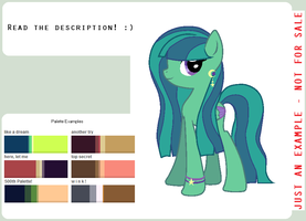 CLOSED - Palette Adoptables Batch 2! by sarahmfighter