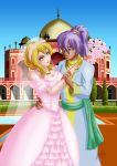 Soma and Charity: wedding in India by Carmela-DarkQueen