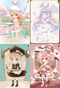 (CLOSED) Free Selfy Adopts! [Batch 11] by AndIShatter