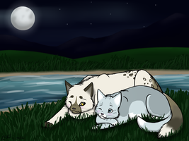 AT: Down by the River by Loki-Dokie