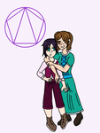 BB: Frey and Emily by k-lou-scope