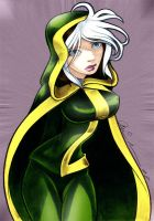 rogue again color by mainasha
