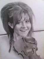 Lindsey Stirling by xpainxwarriorx