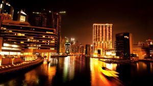 BOAT TRIP, DUBAI by Ssquared-Photography