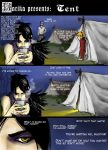 Tent 1 by yuhime