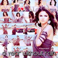 A YEAR WITHOUT RAIN_SG by GlamourCelebrityV