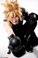 Cloud Strife Advent Children by Eyes-0n-Me