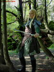 Legolas of Mirkwood by Butterfly-Hime