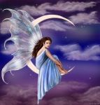 Moonbeams by beccacox