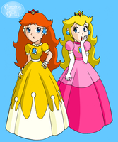 Classic Princesses by GamingGirl73