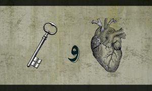 heart and key by dynamiteme
