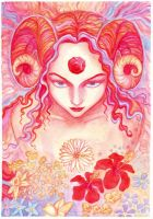 Aries by MorganeDeMatons
