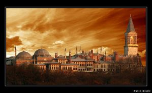 Ottoman Dream by fatihkilic