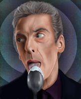 I'm the Doctor and this is my spoon by Rapsag