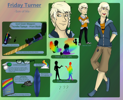 DR - Friday Turner by Paulagirl93