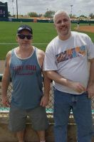 At The Old Ball Game by ChalkArtist1216