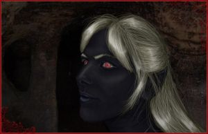 Drow Sighting by Pinkatron2000