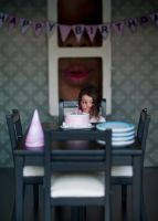 Doll House Birthday by CynicalKatie