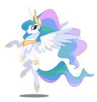 Celestia by Wicklesmack