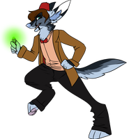 BowTies are Cool. (1/2) by TaigaFox