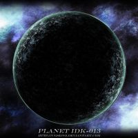 Planet IDK-013 by CGSiino