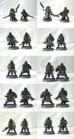 ++Cultist Squad Talmid++ by Belazikkal
