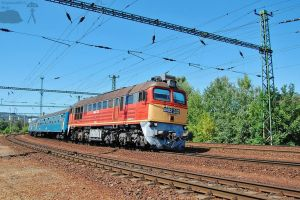 M62 332 w fast train -Budapest by morpheus880223