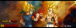 Vegetto and Gogeta by Sh3nPL