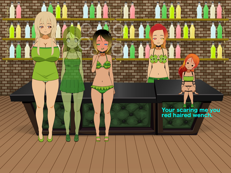 Saint Patrick's Day II by SomeBodyKares1
