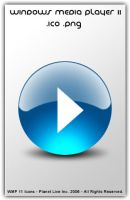 Windows Media Player 11 Icons by planetlive
