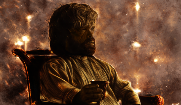 Game of Thrones - Tyrion by p1xer