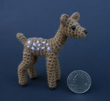 Mini Fawn for IckyDog by Pickleweasel360