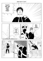 Kakashi Gaiden- One of a Kind Page 2 by BotanofSpiritWorld