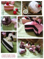 Cuppy Cakes II + CUSTOM CAKE by ki-se-ki