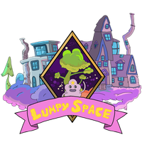Lumpy Space  Heraldic Shield by MrCaputo