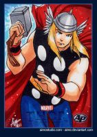 THOR The Mighty Avenger AP1 by aimo
