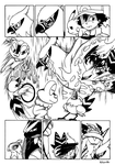 Talonflame and Greninja Page 2. by Rohanite