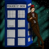 The Doctor by Lydias-Nightmare