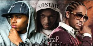 Chris Brown-Bow Wow-Omarion by K0STAR