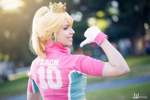 Come on. Bring it. by LilyBatCosplay