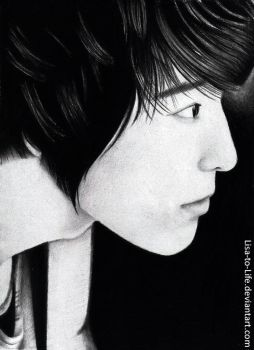 Super Junior- Donghae by Lisa-to-Life