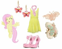Fluttershy by vulture0fculture